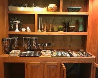 Jewelry, with more to come!