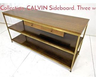 Lot 13 PAUL McCOBB Erwin Collection, CALVIN Sideboard. Three w