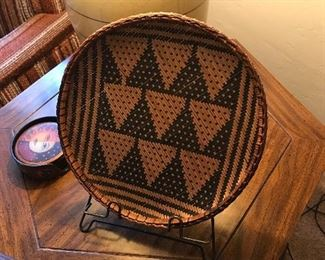 Peruvian basket