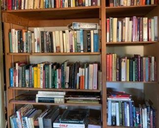 . . . more books!