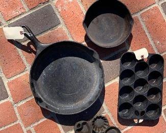 Cast iron cookware, Wagner