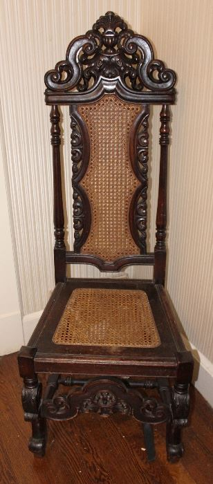 Gothic Style Side Chair