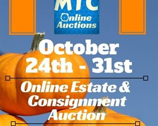 Halloween Auction