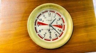 Chelsea Nautical Clock