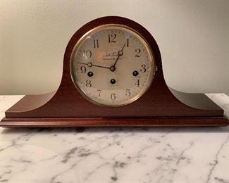 #8 Seth Thomas Westminster Chime mantel clock $125