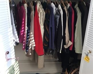 CLOTHING - SOME VINTAGE