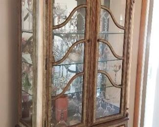 Gorgeous china cabinet