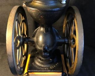 Antique Enterprise Manufacturing Coffee Mill