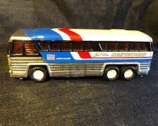 Vintage Buddy L Greyhound Bus 1979