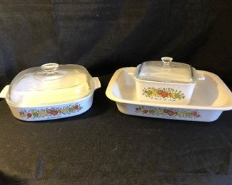 Vintage Corning Ware Spice of Life