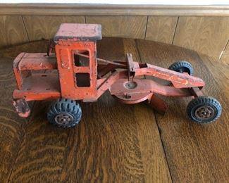 Vintage MARX Power Road Grader