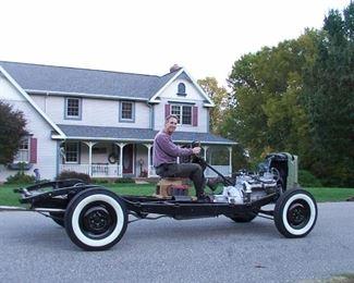 Kinney House Car