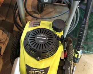 Ryobi 2800 psi pressure washer