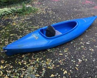 Swifty Perception 9.5 kayaks-2