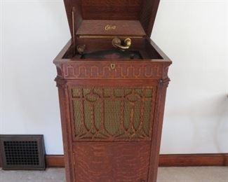 Antique Edison Victrola