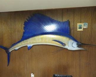 9 ft. Blue Marlin