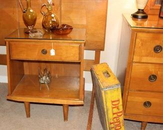 furniture MCM night stand