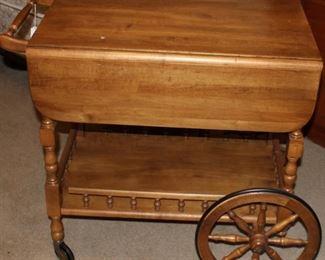 furniture tea cart beverage cart