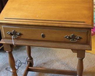 furniture turntable in secretary