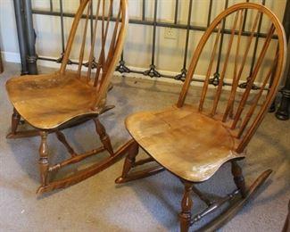furniture windsor rockers