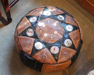 decor foot stool