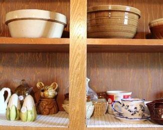 kitchen serving pieces
