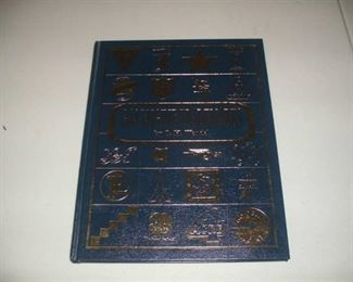 """Gas Engine Trademarks"" book by C.H. Wendel."