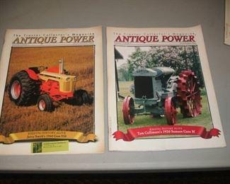 Tractor & Gas Engine Magazine Assortment