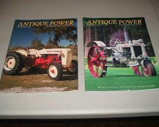 Antique Power Magazine Assortment: Antique Power Magazine, The Tractor Collector's magazine