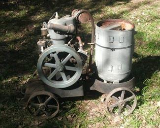 4 hp Cushman Model C engine