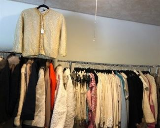 50's and 60's beaded cardigans (MANY to choose from)