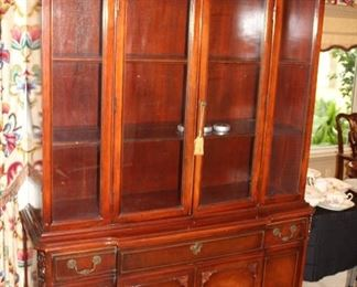 furniture Bernhardt China hutch
