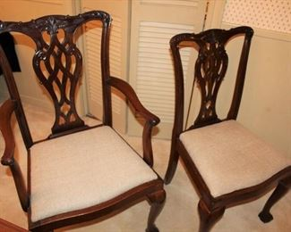 furniture formal dining chairs