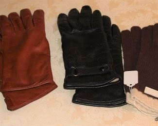 accessories coach gloves