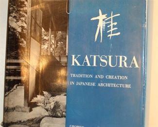 book 1960 1st edition Katsura