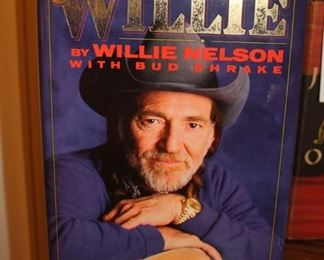 book willie nelson