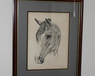 decor art horse