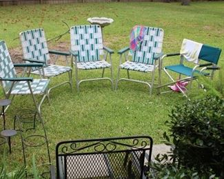 outide patio chairs