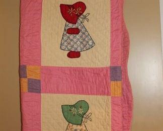 Linens Bonnet Quilt