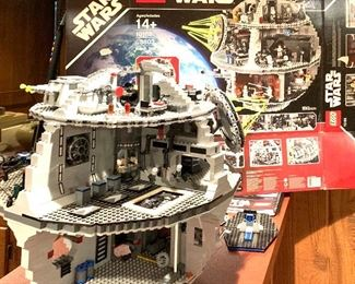 LEGO Star Wars model 10188 Death Star