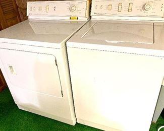 Maytag plus washer & dryer  Dryer model # LDG9824AAE