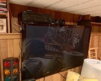 Panasonic flat screen Tv