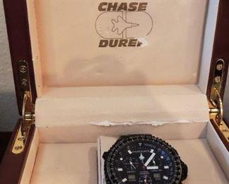 Chase Durer Flight watch