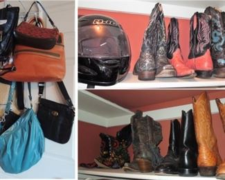 Womans clothes, shoes and accessories