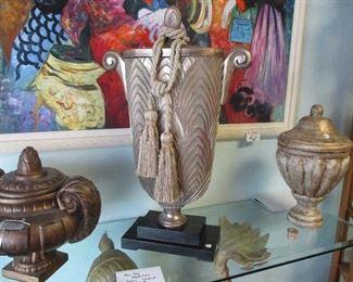 Decorative display pieces
