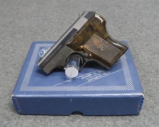 Smith & Wesson Model 61 Escort - .22LR