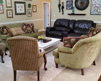 Another look at the living room furniture
