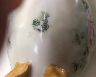 vase made in austria
