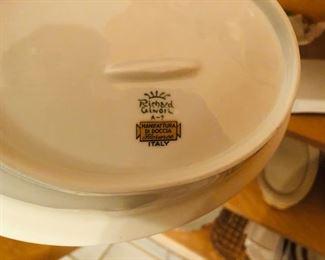 richard ginoir dishes
