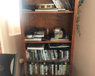 Wooden bookcase.  Excellent quality